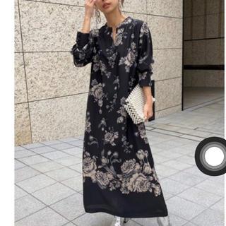 アメリヴィンテージ(Ameri VINTAGE)のAMERI dress(ロングワンピース/マキシワンピース)