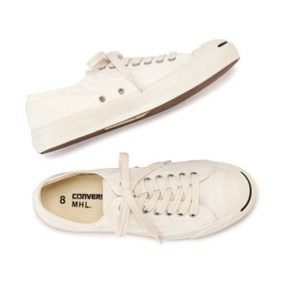 MARGARET HOWELL - MHL×JACK PURCELL/スペシャルオーダーCONVERSE/スニーカー