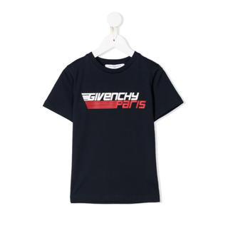 ジバンシィ(GIVENCHY)の美品 定価3万円ジバンシー  ロゴTシャツ(Tシャツ(半袖/袖なし))