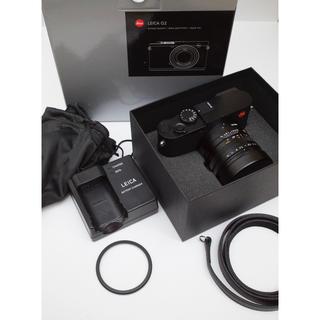 ライカ(LEICA)のleica q2(コンパクトデジタルカメラ)
