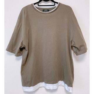 Bershka - Bershka カーキ オーバーサイズ Tシャツ M