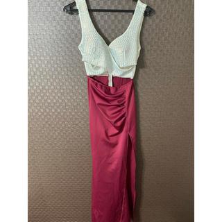 ロングドレス  キャバドレス