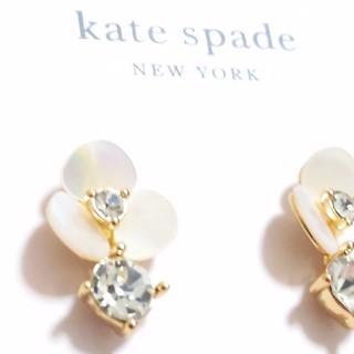 kate spade new york - 【新品】kate spade ケイトスペード ディスコパンジー ドロップスタッド