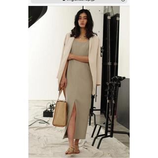ウィムガゼット マエスリットワンピース ドレス オンライン限定 2020(ロングワンピース/マキシワンピース)