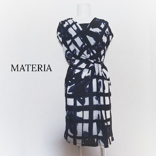 MATERIA - 【マテリア】カシュクール ワンピース