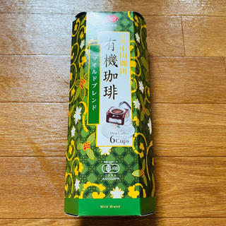 オガワコーヒー(小川珈琲)の小川珈琲 有機珈琲 マイルドブレンドコーヒー ドリップコーヒー(コーヒー)