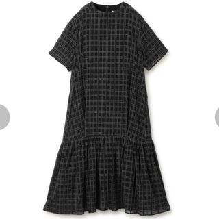 美品 AKIRA NAKA ワンピース ドレス 2020 完売 春(ロングワンピース/マキシワンピース)