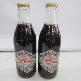 コカ・コーラ - 未開栓 Coca-Cola/コカ・コーラ 100周年記念 300ml 2本セット