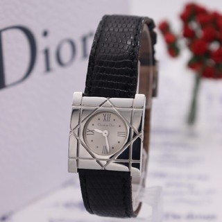 Christian Dior - 正規品【新品電池】ChristianDior D82-100/動作品 人気モデル