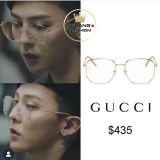 Gucci - G-DRAGON着用 GUCCI アイウェア サングラス