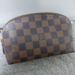 LOUIS VUITTON - 本物LOUIS VUITTONポーチ