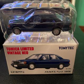 トミー(TOMMY)の未使用 美品 トミカ トミカリミテッドヴィンテージ メルセデス ベンツ 190E(ミニカー)