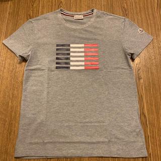 モンクレール(MONCLER)の[美品]MONCLER Tシャツ(Tシャツ/カットソー(半袖/袖なし))
