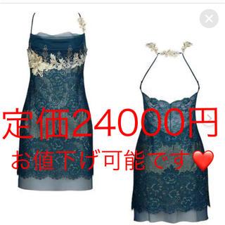 Wacoal - お値下げ可能❤️定価24000円ナイトドレス ワコール  サルート プレステージ
