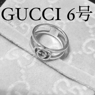 Gucci - GUCCI リング 指輪 6号 正規品