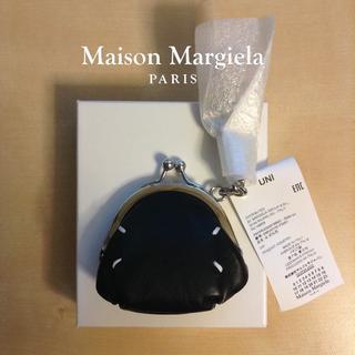 Maison Martin Margiela - 新品■20ss マルジェラ■ガマ口コインケース■黒■8524