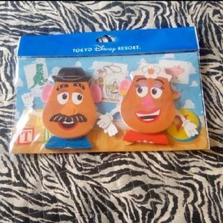 Disney - トイストーリー ポテトヘッド メモ帳 ディズニーランド