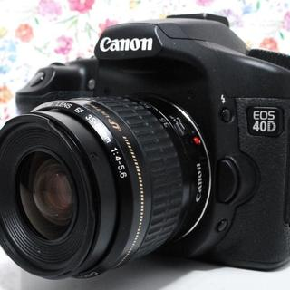 Canon - ◆Wi-Fiセット◆Canon EOS 40Dレンズセット