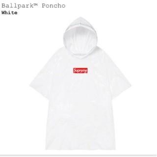 シュプリーム(Supreme)のSupreme Ballpark Poncho(ポンチョ)