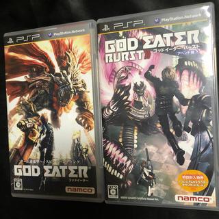 バンダイナムコエンターテインメント(BANDAI NAMCO Entertainment)のGOD EATER / GOD EATER BURST アペンド版 PSP(携帯用ゲームソフト)