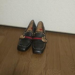 グッチ(Gucci)のGUCCI 365  ローファー(ローファー/革靴)