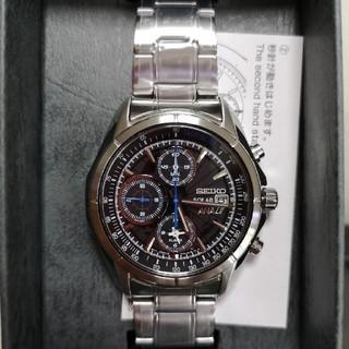 SEIKO - 【新品】ANA限定 SEIKO クロノグラフ 腕時計