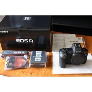 Canon - 【超美品】Canon EOS R ボディ 保証残1年以上