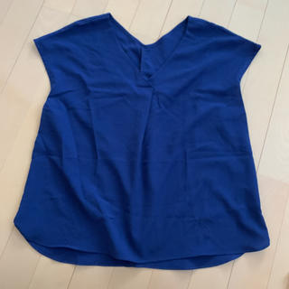 エージーバイアクアガール(AG by aquagirl)の新品 アクアガール シフォントップス(カットソー(半袖/袖なし))