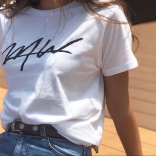 WTW - ほぼ新品 大人気 ダブルティーwtw Tシャツ Sサイズ ユニセックス