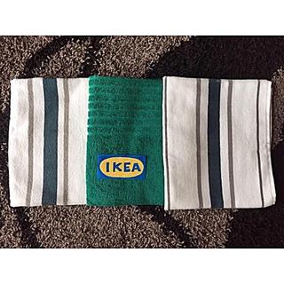 イケア(IKEA)のイケア IKEA タオル 2種類3枚【新品 未使用】(タオル/バス用品)