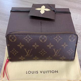 LOUIS VUITTON - 【美品】ルイヴィトン ポルトフォイユクレマンス 長財布