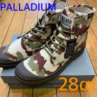 パラディウム(PALLADIUM)の☆新品☆PALLADIUM パラディウム パンパハイ カモ 迷彩 カモフラージュ(スニーカー)