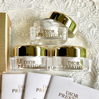 ディオール(Dior)の【3個✦13,200円分】プレステージ コンサントレユー アイクリーム(アイケア/アイクリーム)