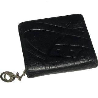 Vivienne Westwood - ヴィヴィアンウエストウッド オーブ付きレザー財布