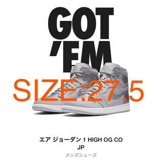 NIKE - エア ジョーダン 1 HIGH OG CO TOKYO 27.5cm