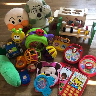 アンパンマン(アンパンマン)のおもちゃ まとめ売り アンパンマン ワンワン(その他)