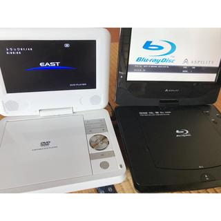 パナソニック(Panasonic)のポータブルDVD Blu-ray プレーヤー(ブルーレイプレイヤー)