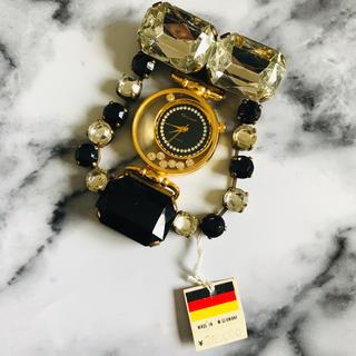 アッシュペーフランス(H.P.FRANCE)のグレイナー 定価28000円 高級ブローチ  時計(腕時計)