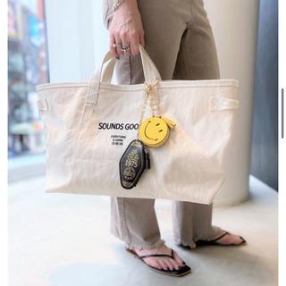 L'Appartement DEUXIEME CLASSE - アパルトモン♡GOOD GRIEF SOUNDSGOOD TOTE BAG(L)