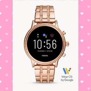 フォッシル(FOSSIL)の新品未使用 最新モデル FOSSIL スマートウォッチ FTW6035(腕時計)