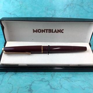 モンブラン(MONTBLANC)の決算セール☆ MONTBLANCモンブラン 万年筆 ボールペン ブランド 文房具(ペン/マーカー)