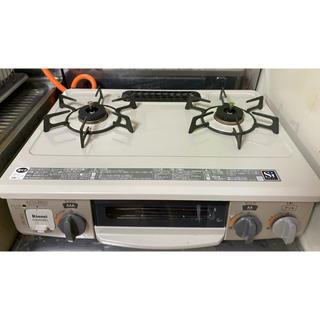 リンナイ(Rinnai)のRinnaiガスコンロ(プロパンガス用)(調理機器)