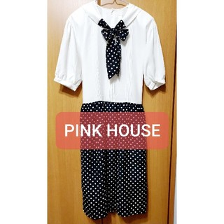PINK HOUSE - PINK HOUSE ワンピース