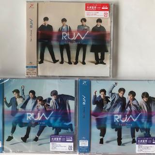 セクシー ゾーン(Sexy Zone)のSexyZone RUN CD DVD 3形態セット(ポップス/ロック(邦楽))