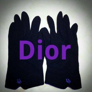 ディオール(Dior)のDior♡手袋 値下げ!(手袋)