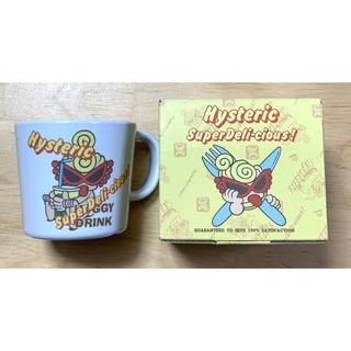 ヒステリックミニ(HYSTERIC MINI)のヒスミニ☆正規品☆新品☆メラミンカップ☆コップ☆食器☆①(マグカップ)