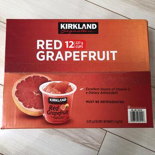 コストコ - 【送料込み】コストコ グレープフルーツ シラップづけ