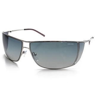 ポリス(POLICE)のポリス POLICE サングラス S2819K 579A ブルー系 メンズ(サングラス/メガネ)