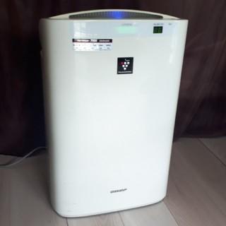 SHARP - SHARPプラズマクラスター加湿空気清浄機(KC-Z40-W)