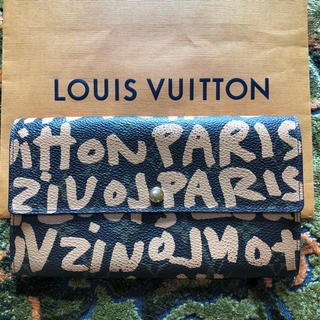 LOUIS VUITTON - ルイヴィトン  グラフィティ   長財布